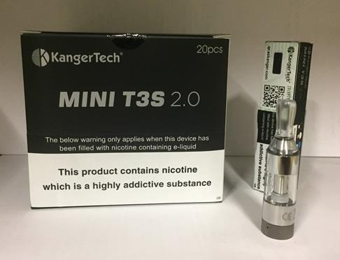 Wholesale Kangertech Mini T3S Clearomiser