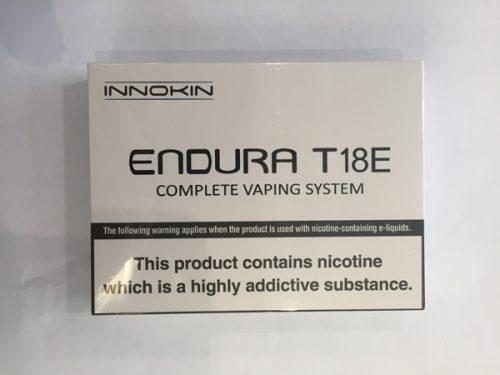 Innokin T18E Kit Tpd Packaging