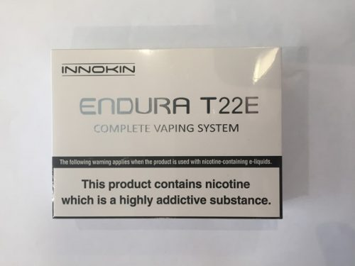 Innokin T22 Kit Tpd Packaging