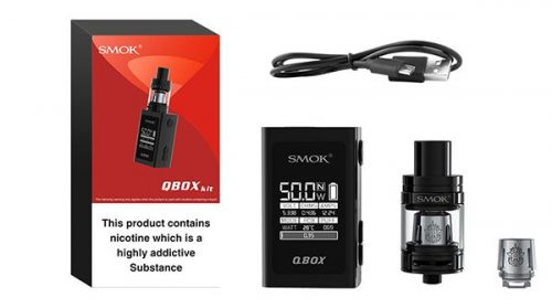 Smok Q-Box Kit 50w-0