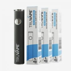 wholesale truvape 650mah hybrid battery