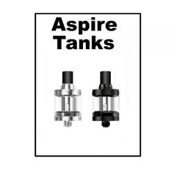 Aspire Tanks