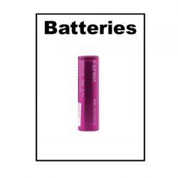 All Batteries & Mods