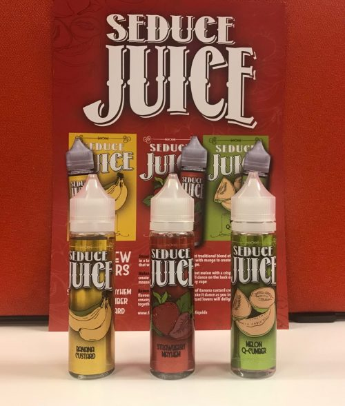 Seduce Juice 50ml Shortfill Liquid