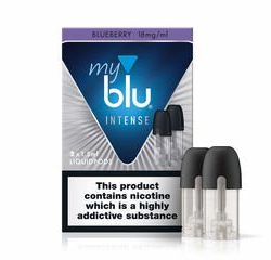 MyBlu Replacement intense Pods