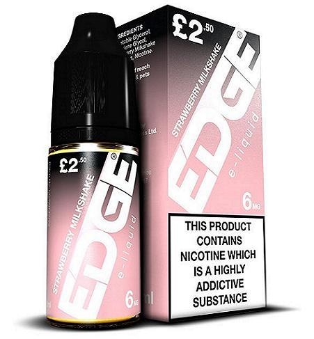 Edge Brand 10ml Premium e Liquid