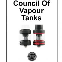 Council Of Vapour Tanks