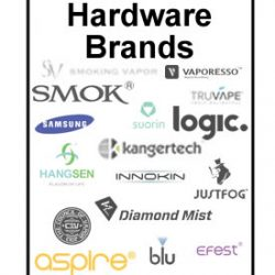 Vape hardware Brands