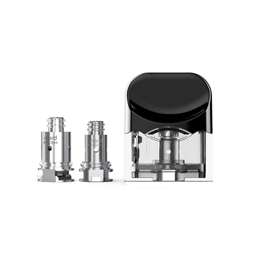 Smok Nord Replacement Pods w/ 2 Replacement Coils