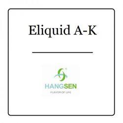 Eliquid Starting A to K