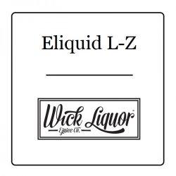 Eliquid Starting L to Z