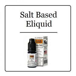 Salt Based Eliquids