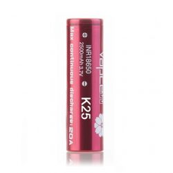 Vapcell K25 Battery
